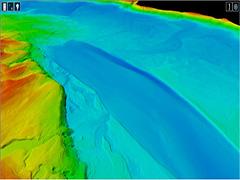 多波束扫海测量