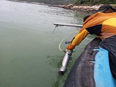 水底图像地貌检测